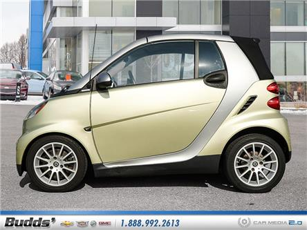 2009 Smart Fortwo Passion (Stk: CV9019T) in Oakville - Image 2 of 24