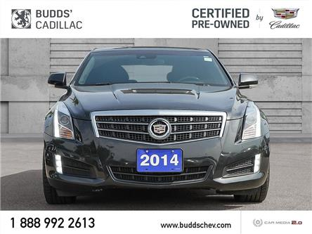 2014 Cadillac ATS 2.0L Turbo Performance (Stk: XT7160LA) in Oakville - Image 2 of 25