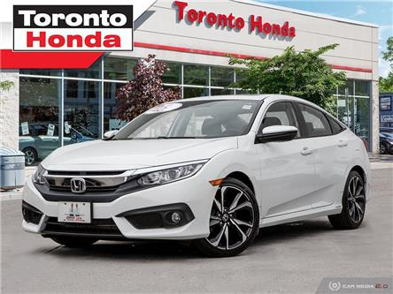 2016 Honda Civic EX-T (Stk: 39444) in Toronto - Image 1 of 30