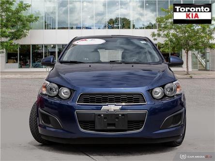 2013 Chevrolet Sonic LT (Stk: K31807) in Toronto - Image 2 of 30