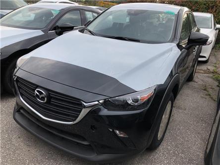 2019 Mazda CX-3 GS (Stk: 82277) in Toronto - Image 1 of 3