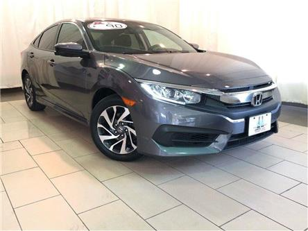 2016 Honda Civic EX (Stk: 39371) in Toronto - Image 1 of 28