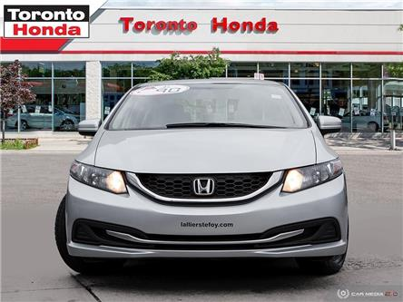 2015 Honda Civic LX (Stk: 39396) in Toronto - Image 2 of 30