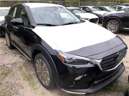 2019 Mazda CX-3 GT (Stk: 82407) in Toronto - Image 2 of 4
