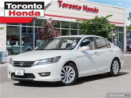2015 Honda Accord EX-L (Stk: 39359) in Toronto - Image 1 of 30