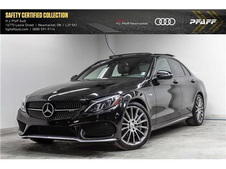 2017 Mercedes-Benz AMG C 43 Base (Stk: 53305A) in Newmarket - Image 1 of 22