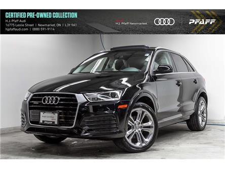 2018 Audi Q3 2.0T Progressiv (Stk: 53397) in Newmarket - Image 1 of 22
