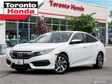 2016 Honda Civic EX (Stk: 39420) in Toronto - Image 1 of 30