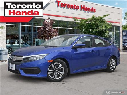 2016 Honda Civic LX (Stk: 39393) in Toronto - Image 1 of 30