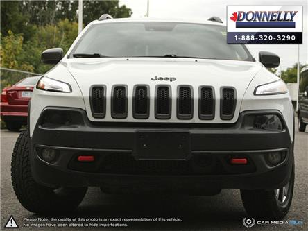 2015 Jeep Cherokee Trailhawk (Stk: CLDU6212) in Ottawa - Image 2 of 28