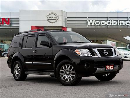 2012 Nissan Pathfinder LE (Stk: P7462A) in Etobicoke - Image 1 of 25