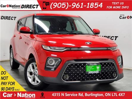 2020 Kia Soul  (Stk: DRD2634) in Burlington - Image 1 of 35