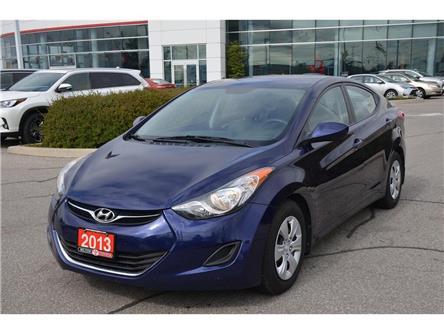 2013 Hyundai Elantra  (Stk: 296334) in Milton - Image 1 of 19