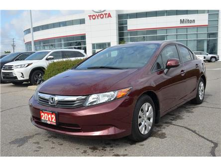 2012 Honda Civic LX (Stk: 012243) in Milton - Image 1 of 16