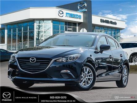 2016 Mazda Mazda3 Sport GS (Stk: 19-0839A) in Mississauga - Image 1 of 25