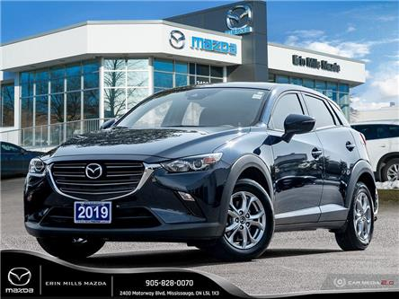 2019 Mazda CX-3 GS (Stk: 19-0738A) in Mississauga - Image 1 of 26