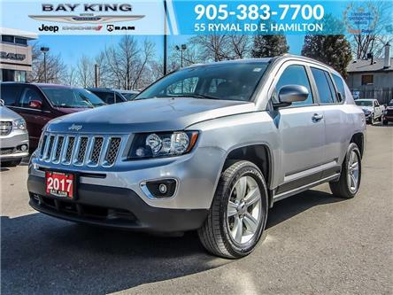 2017 Jeep Compass Sport/North (Stk: 6794R) in Hamilton - Image 1 of 19