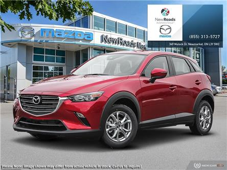 2019 Mazda CX-3 GS (Stk: 41287) in Newmarket - Image 1 of 23