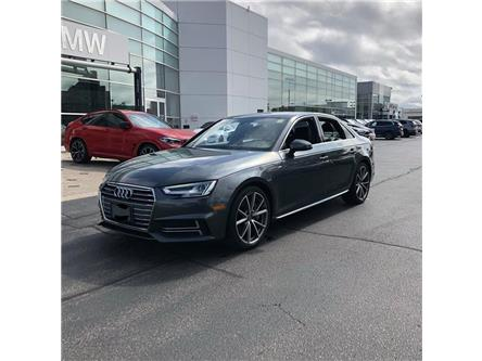 2017 Audi A4 2.0T Technik (Stk: B915734A) in Oakville - Image 1 of 8