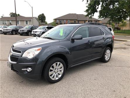 2010 Chevrolet Equinox LT (Stk: U15519) in Goderich - Image 1 of 15