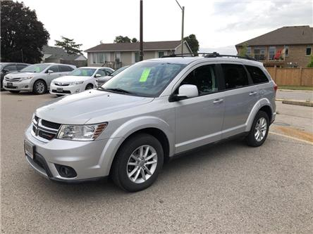 2013 Dodge Journey SXT/Crew (Stk: U19719) in Goderich - Image 1 of 17