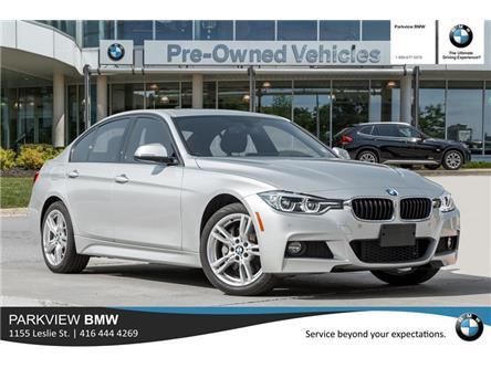 2018 BMW 330i xDrive (Stk: 41540A) in Toronto - Image 1 of 22