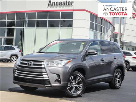 2018 Toyota Highlander LE (Stk: P124) in Ancaster - Image 1 of 28