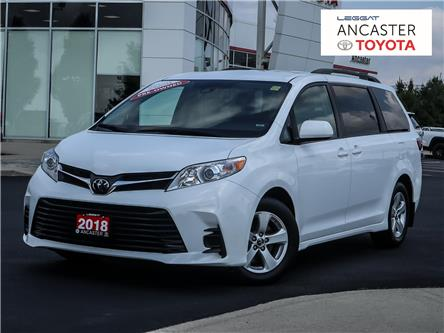 2018 Toyota Sienna  (Stk: P126) in Ancaster - Image 1 of 28