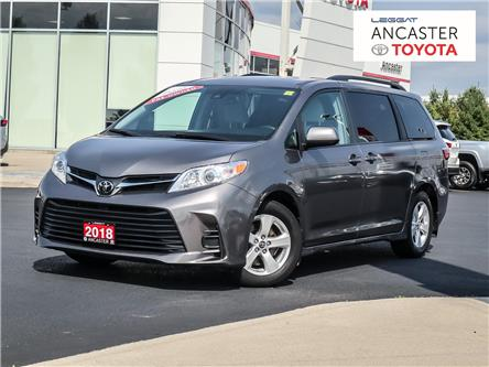 2018 Toyota Sienna  (Stk: P125) in Ancaster - Image 1 of 27