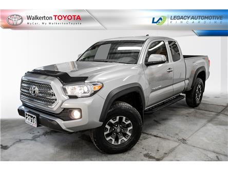 2016 Toyota Tacoma SR5 (Stk: P9120) in Walkerton - Image 1 of 15