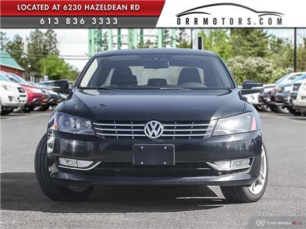 2013 Volkswagen Passat 2.0 TDI Highline (Stk: 5893) in Stittsville - Image 2 of 30