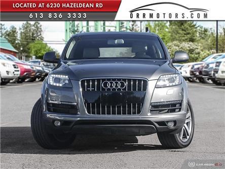 2011 Audi Q7 3.0 TDI Premium (Stk: 5896) in Stittsville - Image 2 of 29