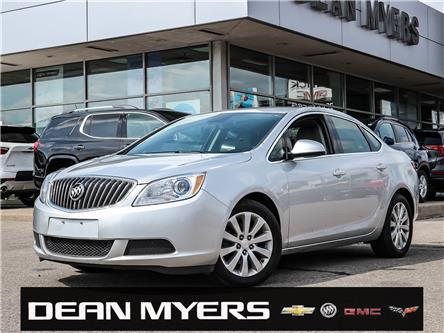 2016 Buick Verano Base (Stk: 190313A) in North York - Image 1 of 22