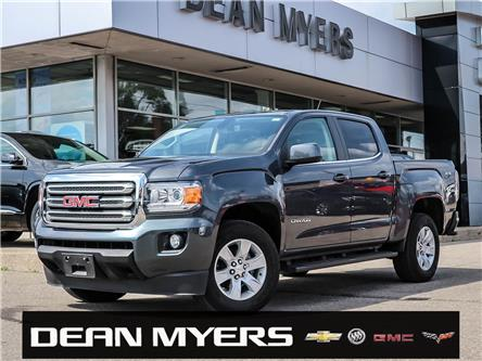 2016 GMC Canyon SLE (Stk: 190704A) in North York - Image 1 of 24
