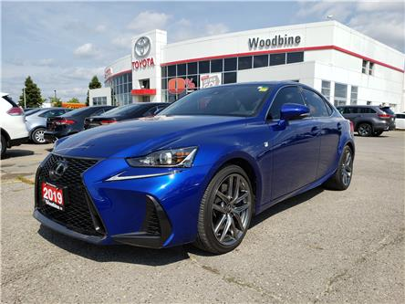 2019 Lexus IS 300  (Stk: P6950) in Etobicoke - Image 1 of 27