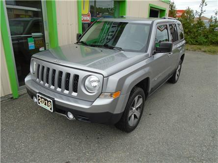 2016 Jeep Patriot Sport/North (Stk: ) in Sudbury - Image 2 of 6