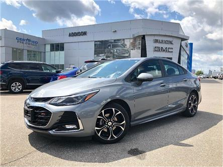 2019 Chevrolet Cruze LT (Stk: U120831) in Mississauga - Image 1 of 18