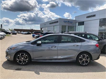 2019 Chevrolet Cruze LT (Stk: U120831) in Mississauga - Image 2 of 18