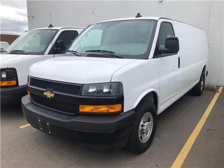 2019 Chevrolet Express 2500 Work Van (Stk: U163835) in Mississauga - Image 1 of 2