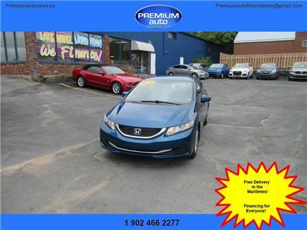 2015 Honda Civic LX (Stk: 021693) in Dartmouth - Image 1 of 23