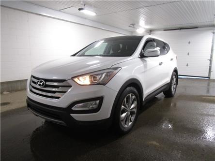 2013 Hyundai Santa Fe Sport 2.0T SE (Stk: F170943) in Regina - Image 1 of 24