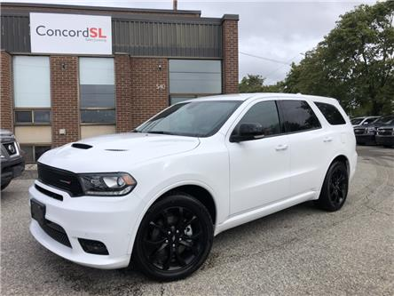 2019 Dodge Durango R/T (Stk: C3102) in Concord - Image 1 of 5