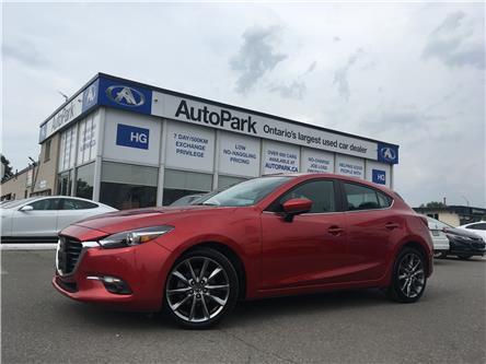 2018 Mazda Mazda3 Sport  (Stk: 18-23846) in Brampton - Image 1 of 29