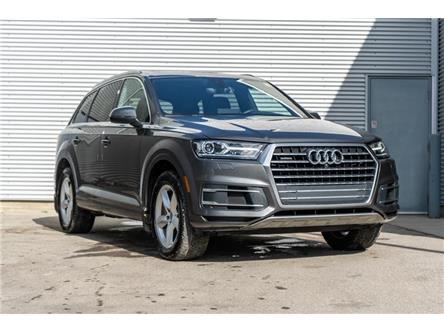 2019 Audi Q7 55 Progressiv (Stk: N5068) in Calgary - Image 1 of 18