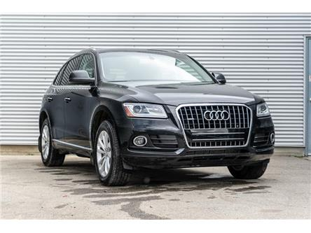 2015 Audi Q5 2.0T Technik (Stk: N5340A) in Calgary - Image 1 of 18