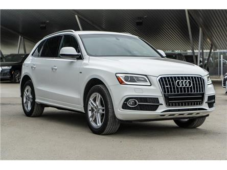 2016 Audi Q5 2.0T Progressiv (Stk: U0753) in Calgary - Image 1 of 18