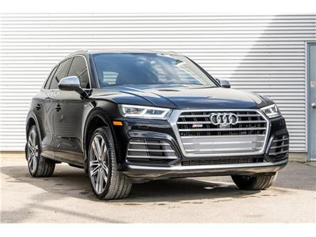 2018 Audi SQ5 3.0T Technik (Stk: U0754) in Calgary - Image 1 of 19