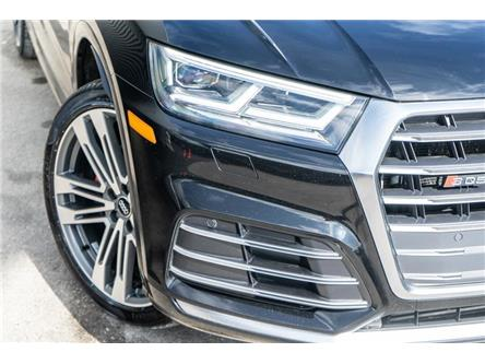 2018 Audi SQ5 3.0T Technik (Stk: U0754) in Calgary - Image 2 of 19