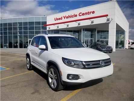 2016 Volkswagen Tiguan  (Stk: 6191508A) in Calgary - Image 1 of 28