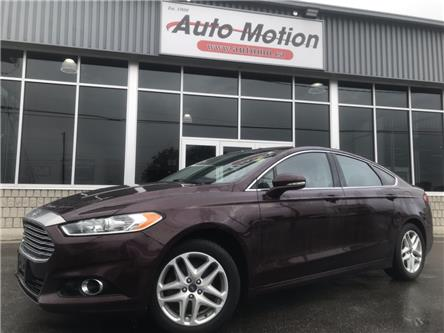 2013 Ford Fusion SE (Stk: 191007) in Chatham - Image 1 of 25